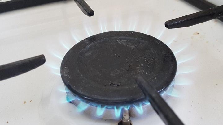 Курганцам отключили газ, чтобы провести обслуживание дома