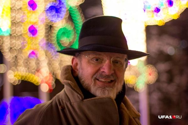 Валерио колдует со светом и цветом более 40 лет