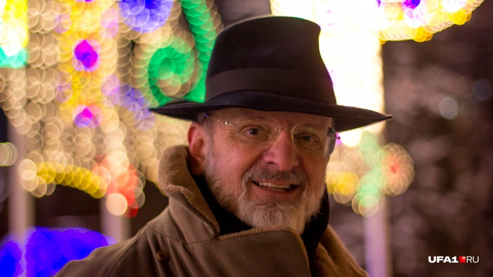 Итальянец, который украсил Уфу новогодней иллюминацией: «Меня вдохновил исторический центр Уфы»