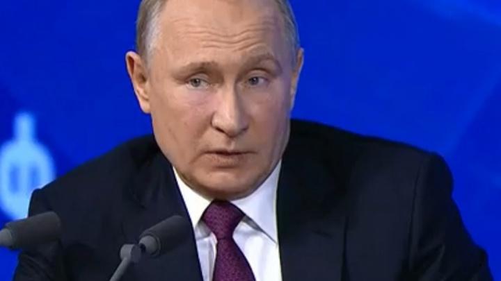«Действительно, ситуация сложная»: Владимир Путин ответил на вопрос о раздельном сборе мусора