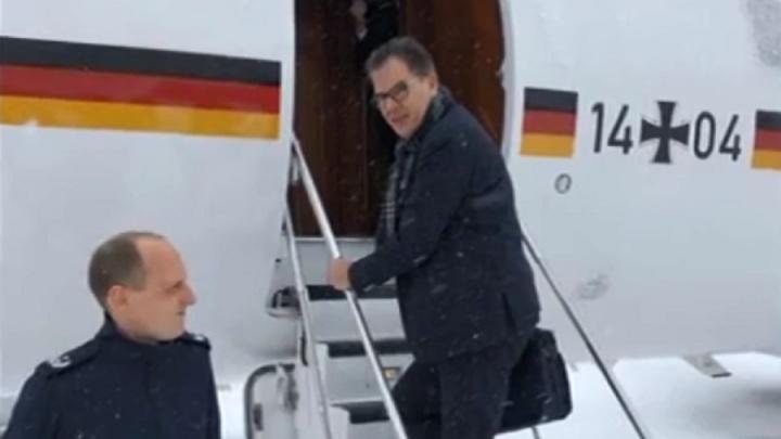 Немецкий министр Герд Мюллер отменил визит в Волгоград из-за поломки самолёта