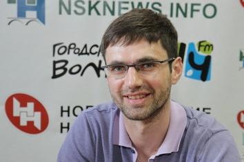 Алексей Толоконский —новый начальник управления физической культуры и спорта мэрии Новосибирска