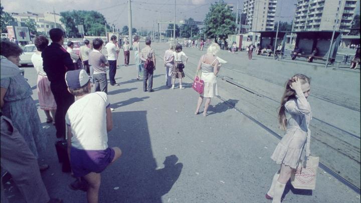 В Доме Метенкова откроется выставка плёночных фото Свердловска: публикуем атмосферные кадры
