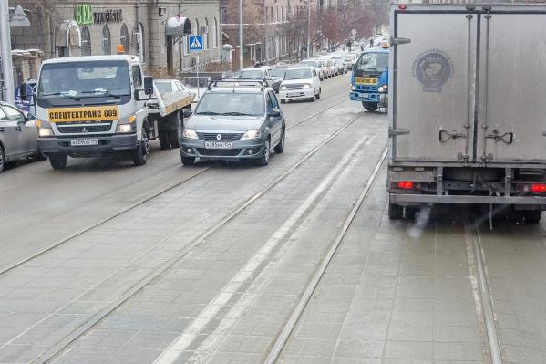 СГУПС должен будет представить стратегию развития транспорта Новосибирской области к концу июля 2018 года