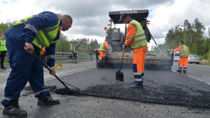 «Ремонт пройдет более чем на 100 км»: дорожники — о финансировании, жестких условиях работы и планах
