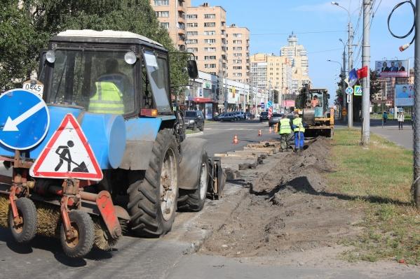 Движение на проспекте Советских Космонавтов закроют из-за ремонта улицы Воскресенской