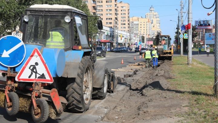 20 сентября из-за ремонтов закроется часть проспекта Советских Космонавтов