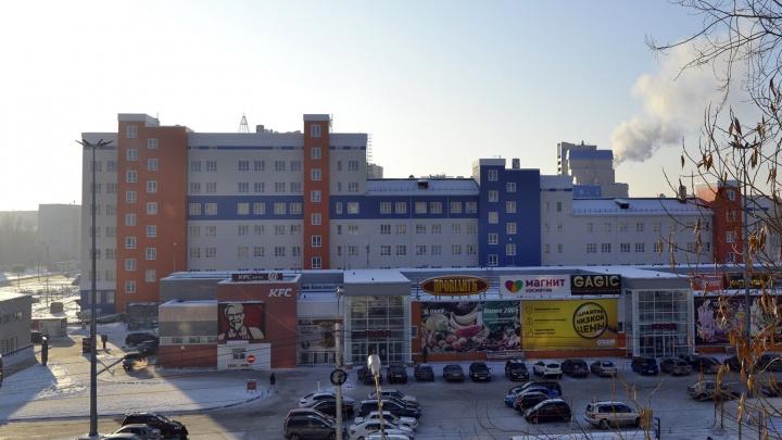 Открытие поликлиники на левобережье перенесли на следующий год