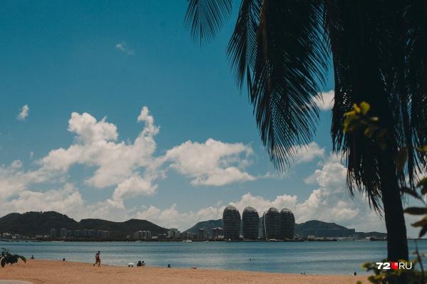 Штраф испортил планы тюменки, которая так и не смогла встретить новогодние праздники на пляже