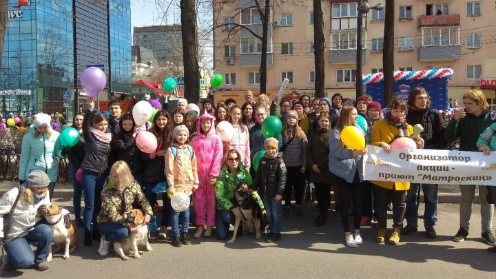 В Перми зоозащитникам запретили идти на демонстрации с плакатом «Ты не котик, чтобы носить шубу»