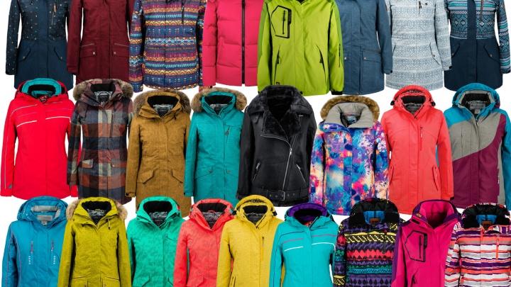 В магазин на Державина завезли теплые непродуваемые куртки и парки