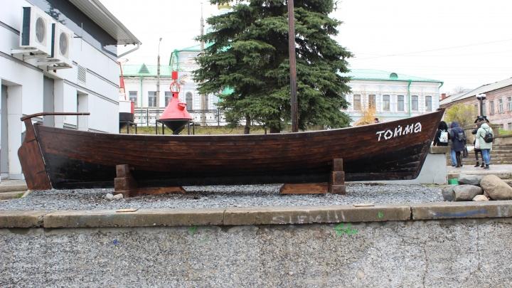 «Будем спускать на реку»: Северный морской музей обзавелся собственным поморским карбасом
