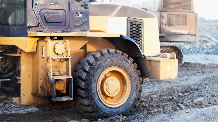 В Мокроусовском районе в аварии погиб водитель трактора