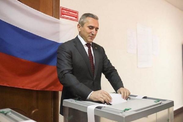 Нынешний врио губернатора собрал 65,86% голосов избирателей Тюменской области, ХМАО и ЯНАО