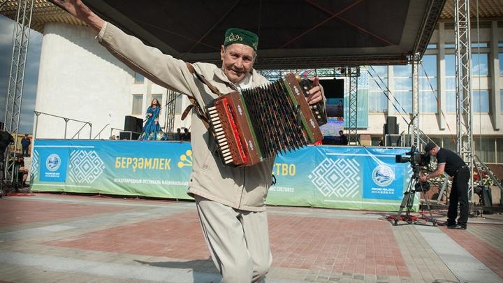Когда и где в Башкирии пройдут Сабантуи