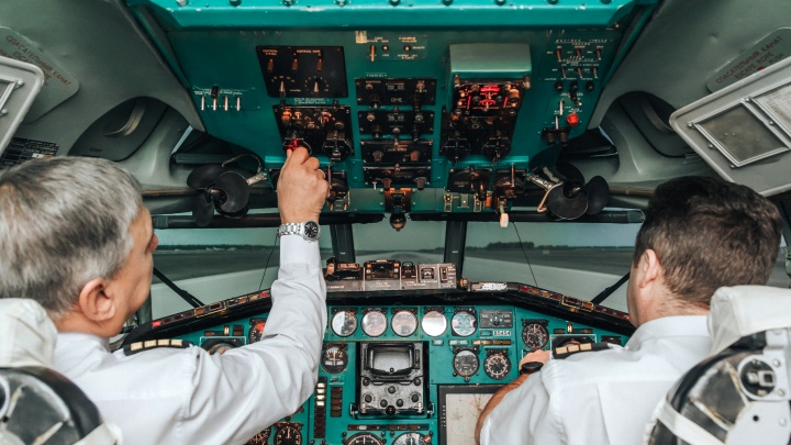 Ту-154 в центре города: челябинцы «поднимут в небо» пассажирский самолет