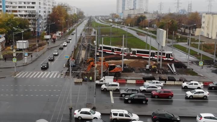 Власти отменили трамваи до стадиона «Самара Арена»