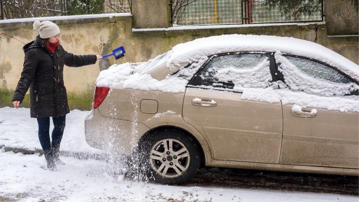 То гололёд, то снежная каша: как защитить автомобиль в Грязьбурге