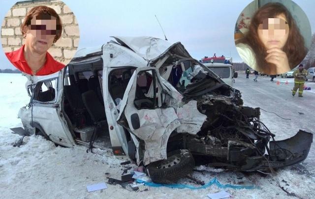 Водителя уфимского микроавтобуса осудили за смерть пассажиров