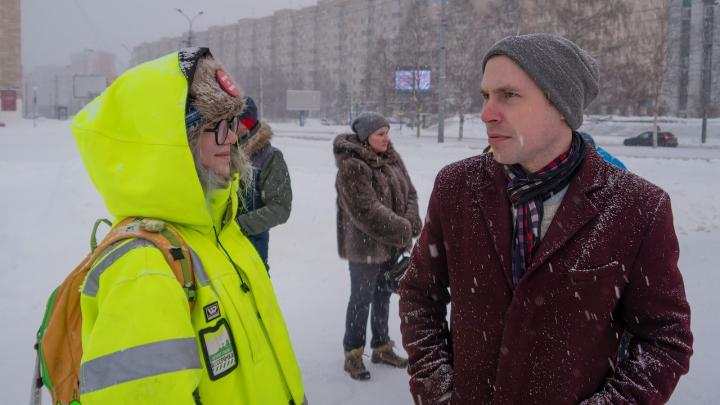 В Архангельске в очередной раз пытаются согласовать пикет в защиту Конституции