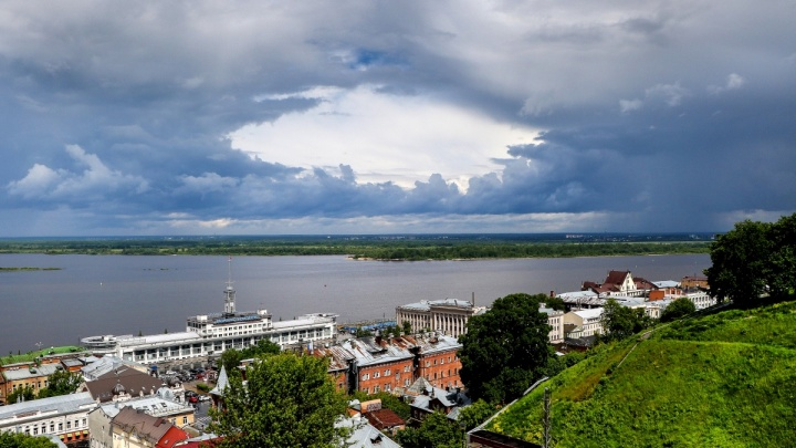 В Нижнем Новгороде ожидается сильный ветер