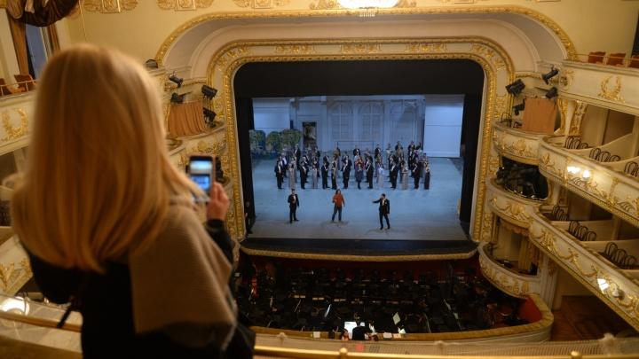 Екатеринбургский Оперный вошел в топ-20 богатейших театров России по версии Forbes