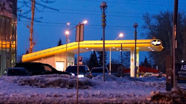 Омская сеть АЗС подняла стоимость газа на 50 копеек