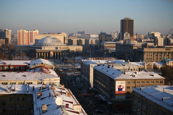 Пока Новосибирск остаётся в тридцатке городов