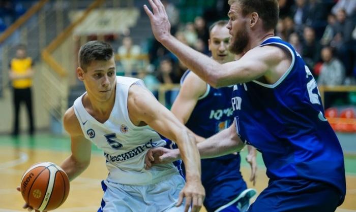 Новосибирский клуб находится на восьмой строчке в турнирной таблице Суперлиги