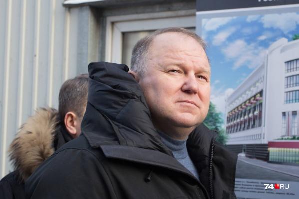 Николай Цуканов, в отличие от челябинцев, остался доволен работой дорожников