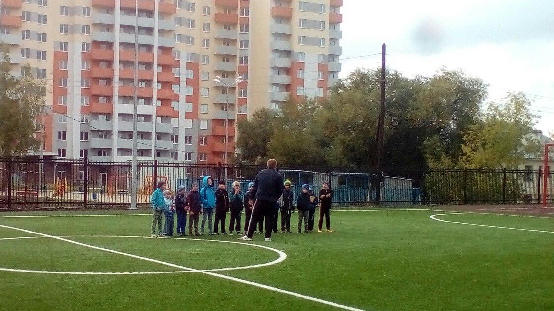 Кстати, в Рудном есть свой детский футбольный клуб «Рудник», который уже был удостоен нескольких областных и федеральных наград