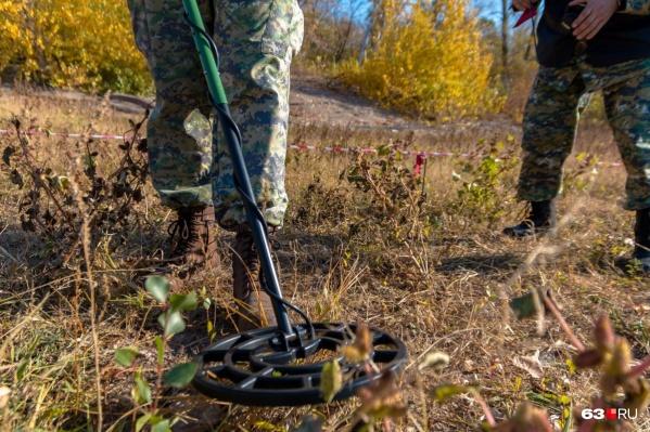 Стражи порядка нашли оружие благодаря звонку от местных жителей