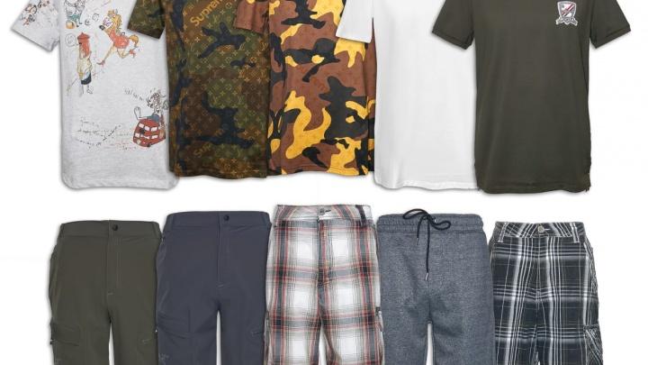 В популярном магазине одежды скидки на весеннее-летнюю коллекцию доходят до 70%