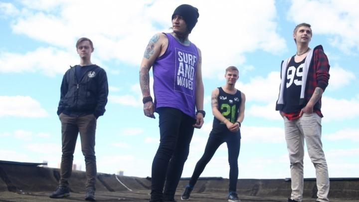 Уфимская рок-группа Sahara Camels выпустила мини-альбом