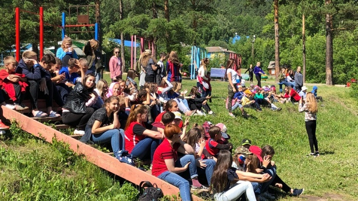 Детям запретили ездить в красноярский летний лагерь из-за риска поймать инфекцию