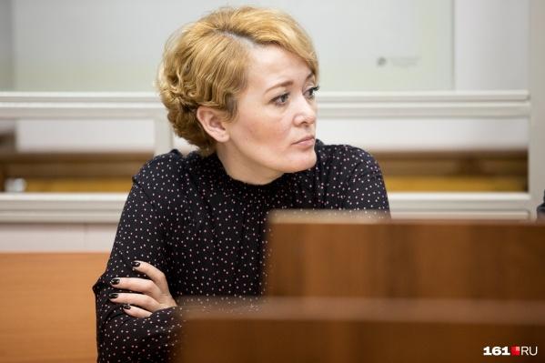 Анастасия Шевченко под арестом уже год