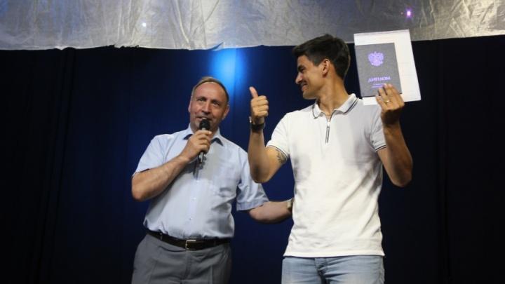 Бразильский тренер Уфы Вильям де Оливейро: «Планирую получить российский паспорт»
