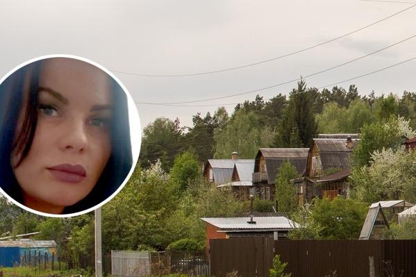 Алёна Титова пропала 2 июля в Колыванском районе