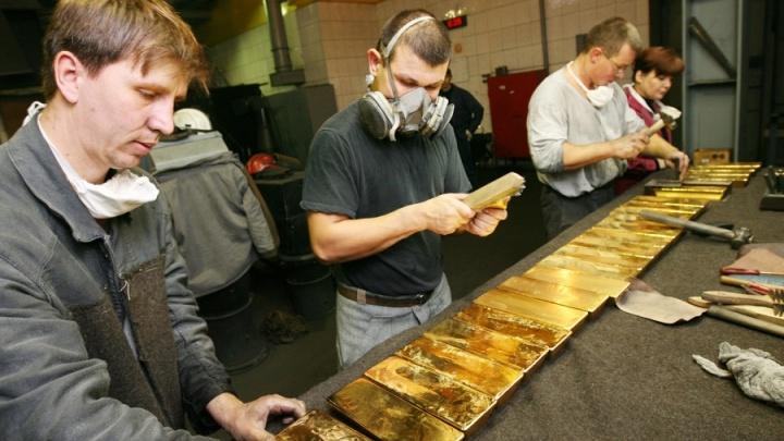 Выпускающий золото завод продан за 880 миллионов