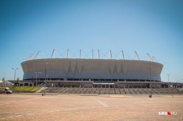 Захваченная мошенником земля находится возле главного стадиона Ростова