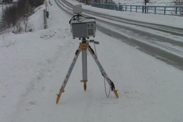 Попасть в объектив видеокамеры автолюбители могут сегодня в Старом Кировске или в Нефтяниках