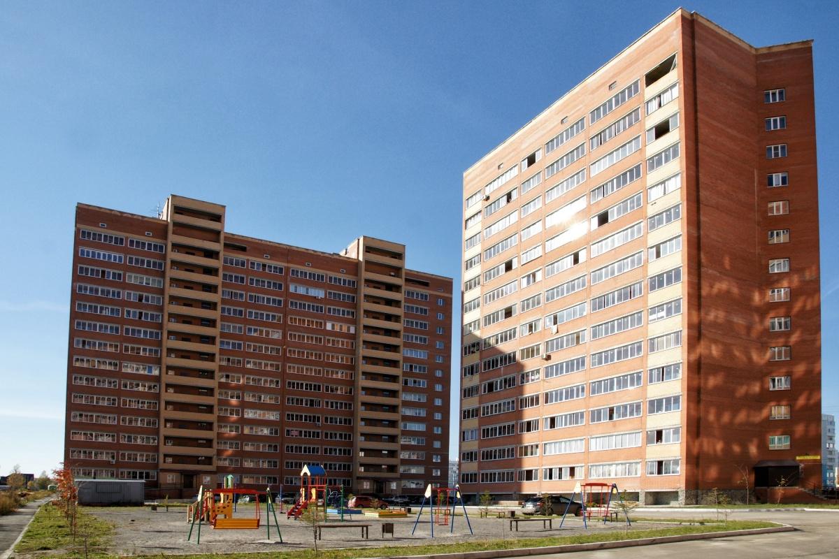 В Новосибирске квартира в кирпичном доме стоит дешевле, чем в «панельке»