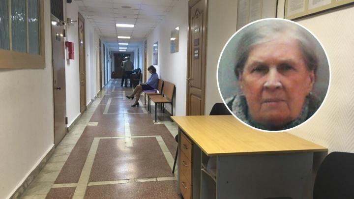 После двух месяцев ареста 74-летнюю тюменскую пенсионерку выпустили на свободу. Подробности суда