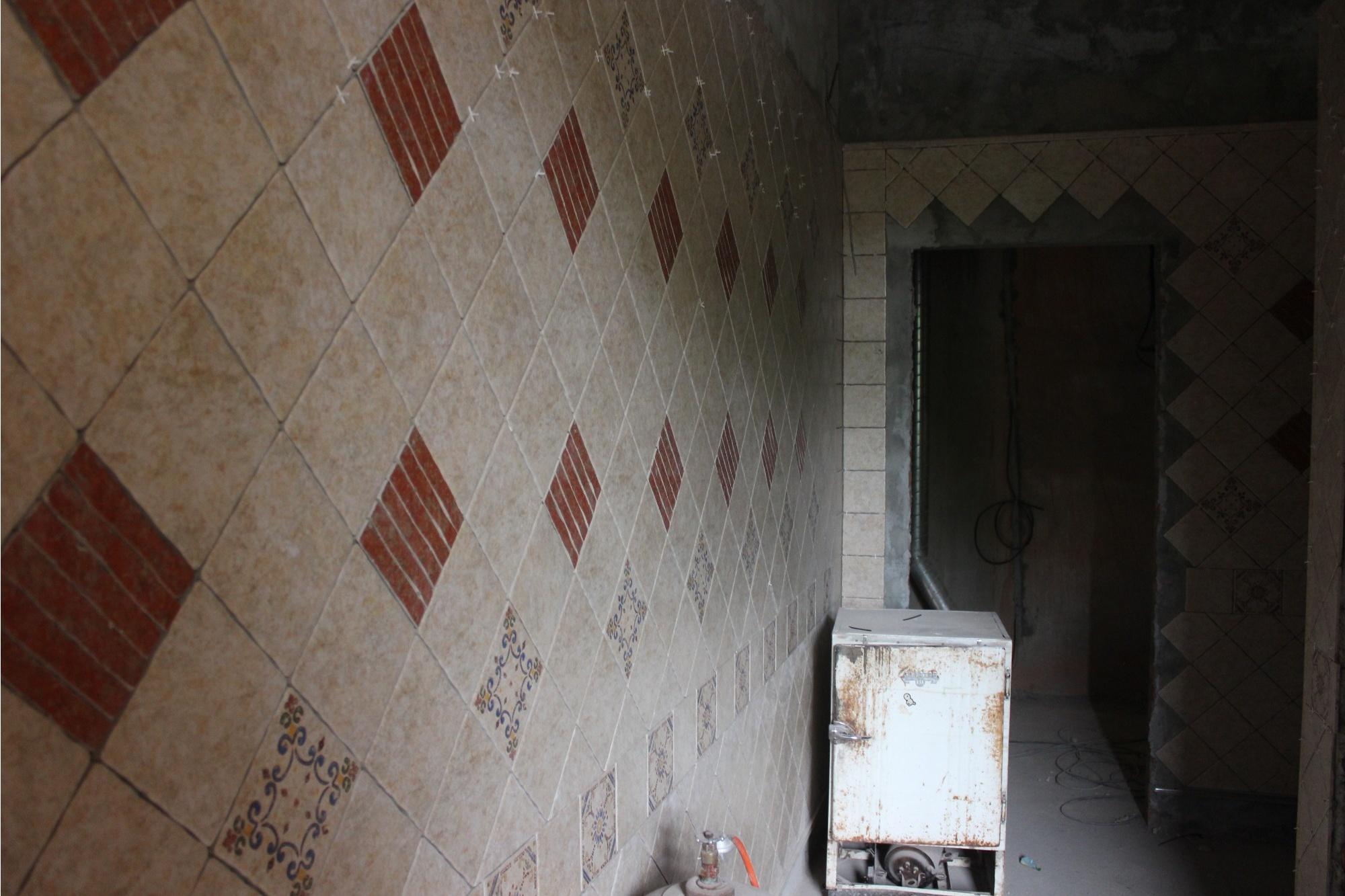 Элементы отделки будущей бани. Фото Стаса Соколова