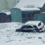 «Ушли плиты». Андрей Потапов рассказал, почему на улице Калинина в Кургане машины тонут в грязи