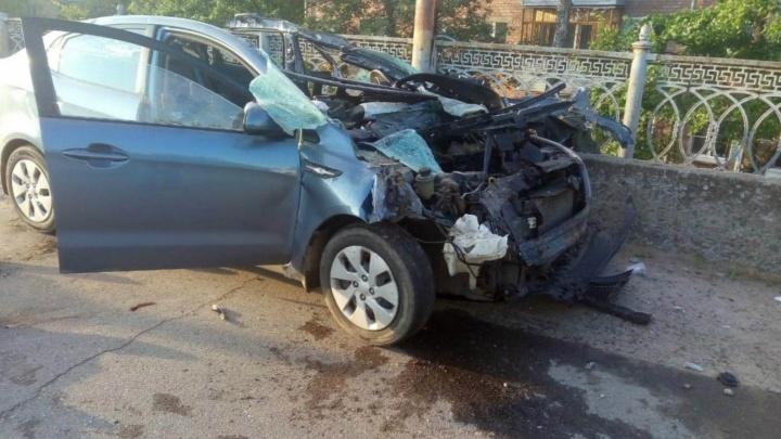 Водитель, убивший троих человек в ДТП на Добрынинском мосту, был пьян