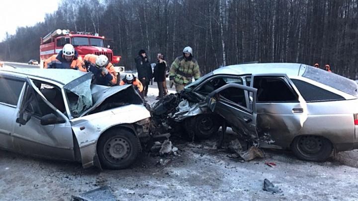Стали известны подробности смертельной аварии на трассе Уфа — Оренбург