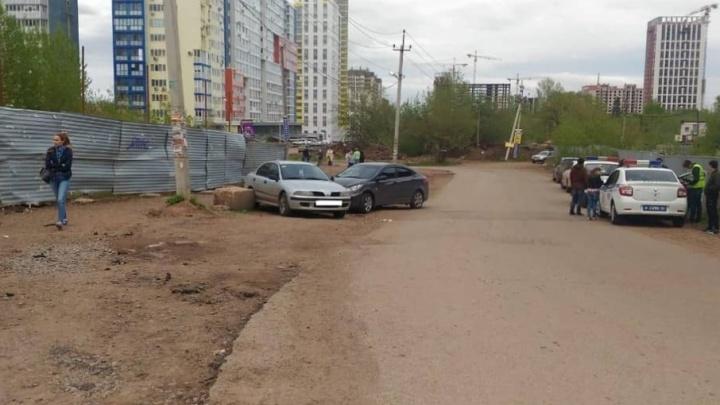 В Уфе пьяный лихач сбил двух пешеходов