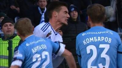 Анюков извинился за драку на матче «Крылья Советов» — «Оренбург»