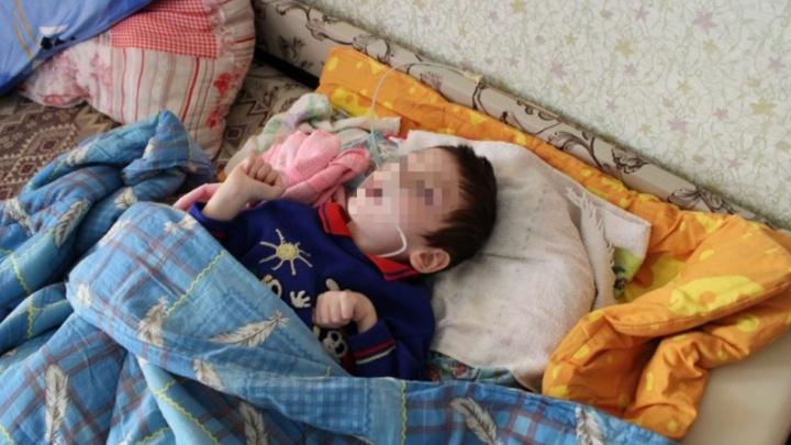 Лекарство для 7-летнего мальчика из Уфы не включили в план закупок Минздрава РБ